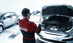 Ace Tyres & Exhausts, Member of the First Stop Network, provides Oil and Filter Change